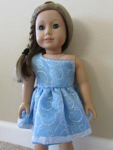 close up glitter dress