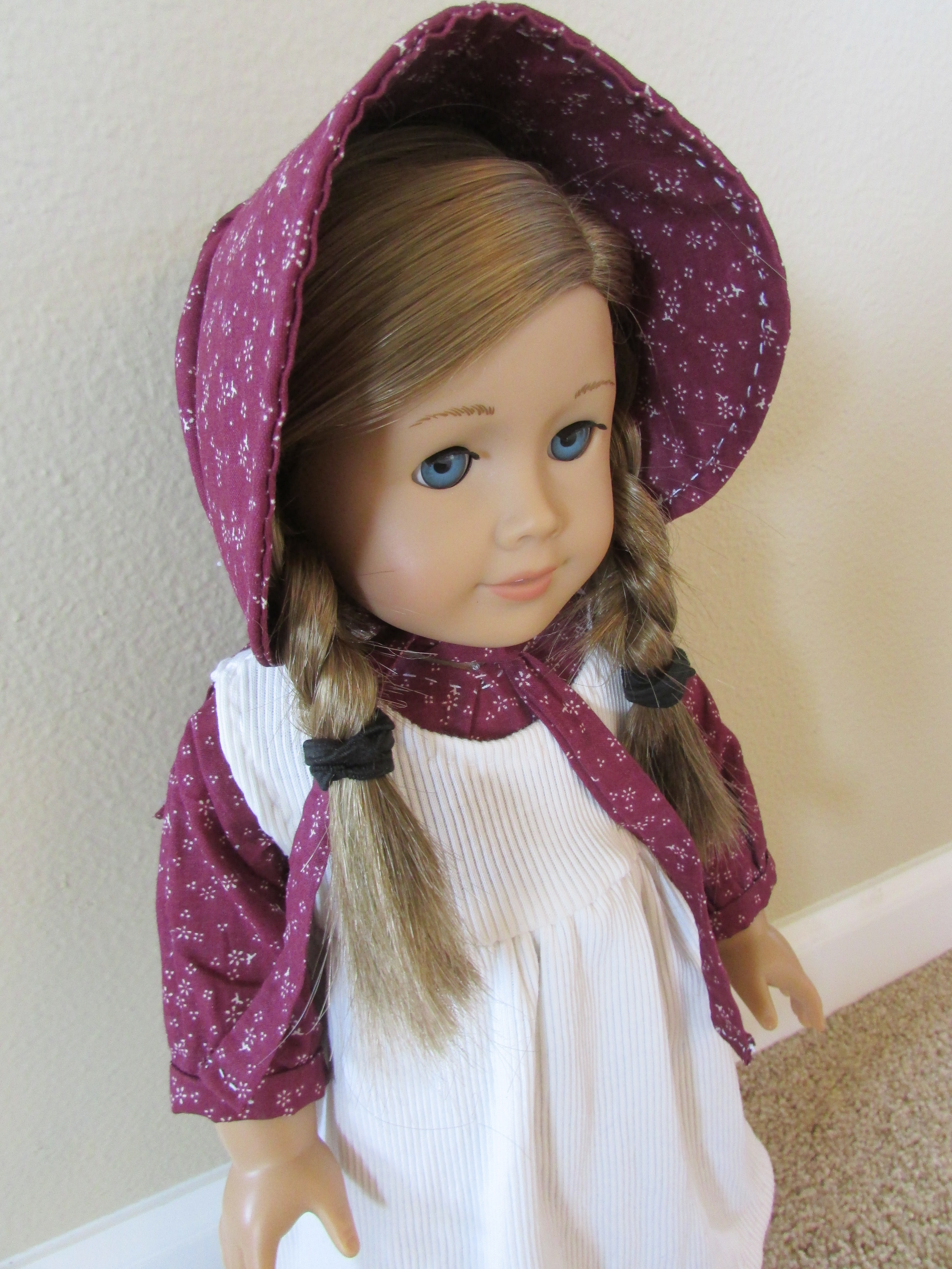 American Girl Doll Laura Ingalls Outfit