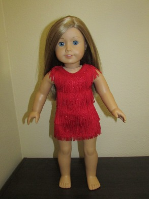 American Girl Doll Thoroughly Modern Millie Dress
