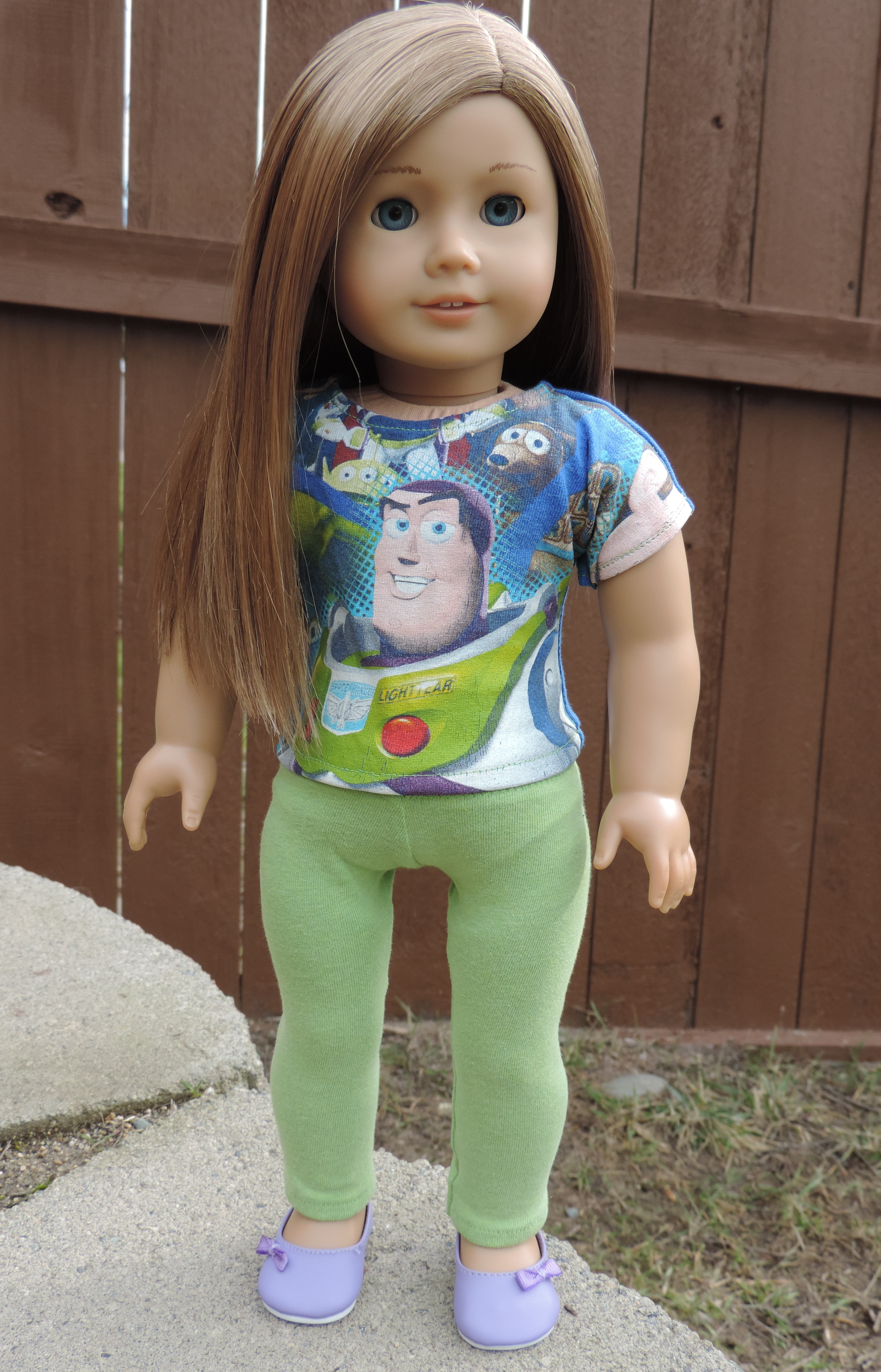 american girl doll teenager