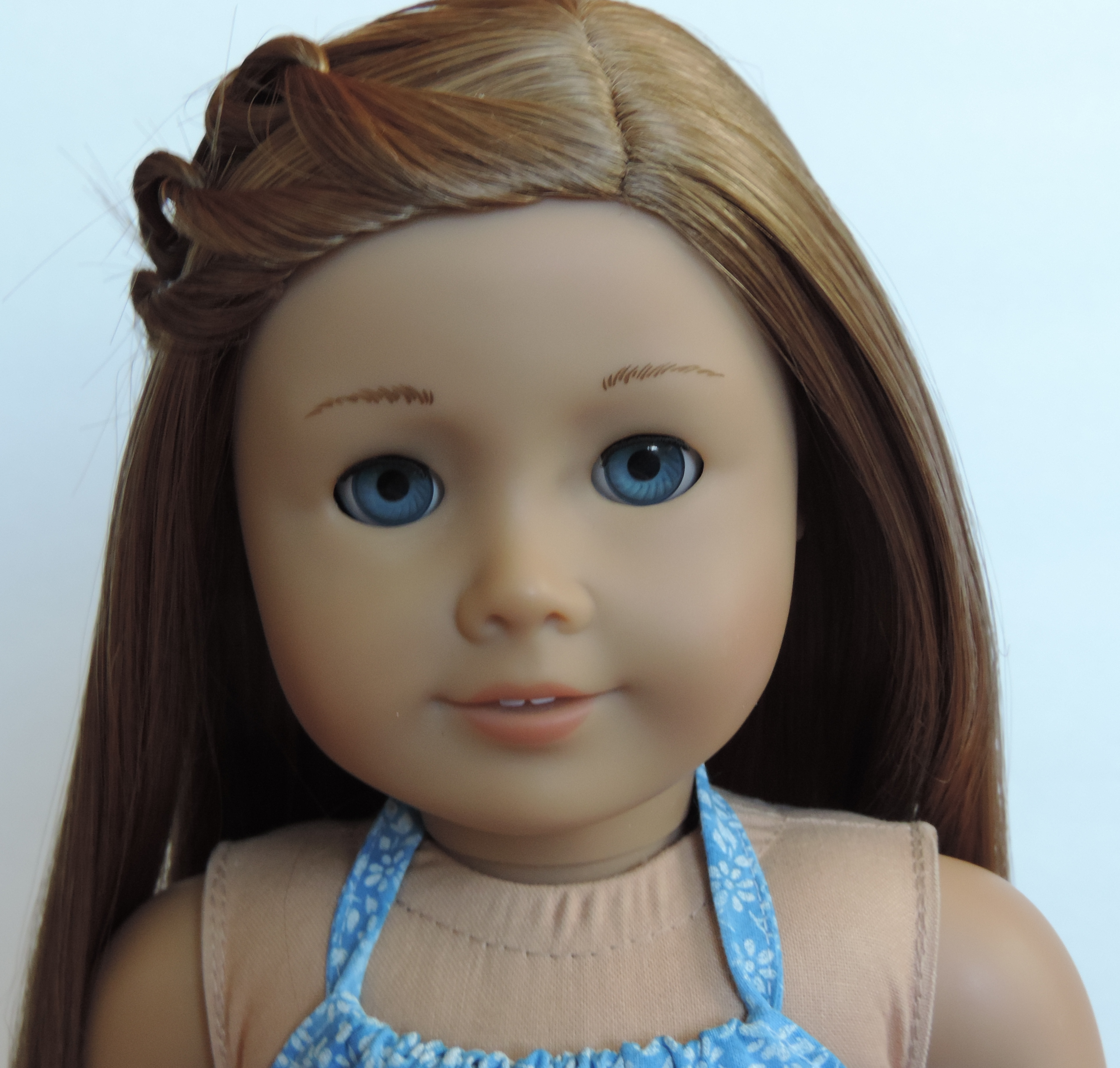 Cool American Girl Doll The By Kids For Kids Blog Short Hairstyles Gunalazisus